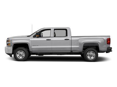 "New 2018 Chevrolet Silverado 2500HD 4WD Crew Cab 153.7"" Work Truck"