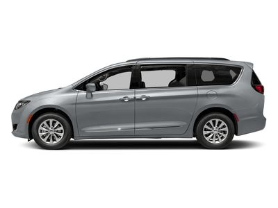 New 2018 Chrysler Pacifica Limited FWD Van