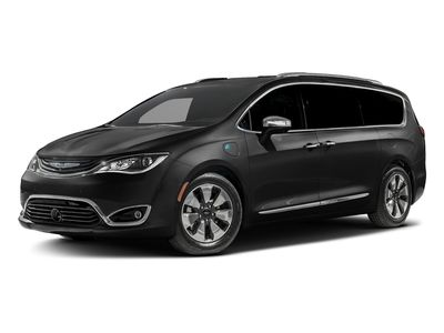 2018 Chrysler Pacifica Hybrid Limited FWD - Click to see full-size photo viewer