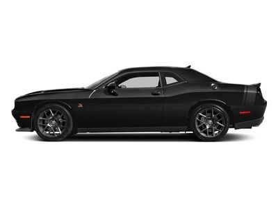 New 2018 Dodge Challenger R/T Scat Pack RWD Coupe