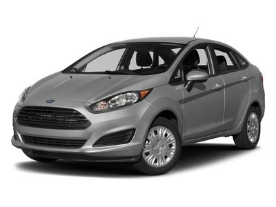 2018 Ford Fiesta SE Sedan - Click to see full-size photo viewer