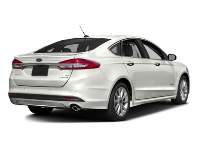 2018 Ford Fusion Hybrid SE FWD - Click to see full-size photo viewer