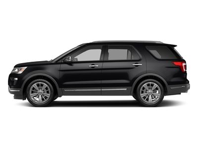 New 2018 Ford Explorer XLT 4WD SUV
