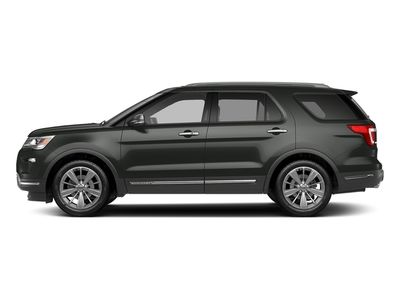 2018 Ford Explorer Limited FWD - Click to see full-size photo viewer