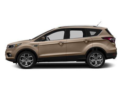 New 2018 Ford Escape Titanium FWD SUV