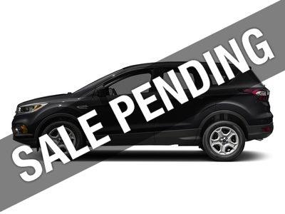 New 2018 Ford Escape SE 4WD SUV