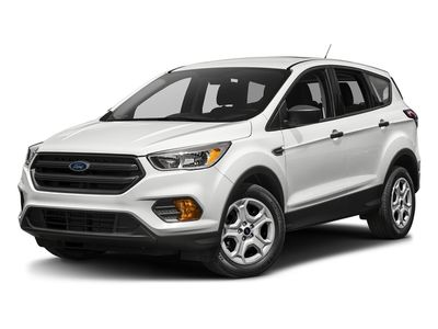 2018 Ford Escape S FWD - Click to see full-size photo viewer