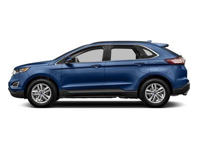 New 2018 Ford Edge SEL AWD SUV