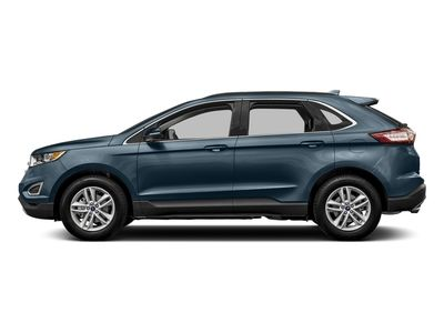 New 2018 Ford Edge SEL AWD SUV