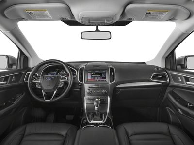 2018 Ford Edge SEL AWD - Click to see full-size photo viewer