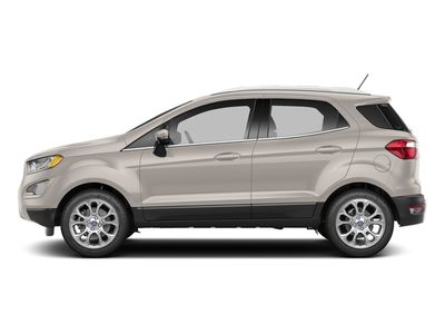New 2018 Ford EcoSport SE 4WD SUV