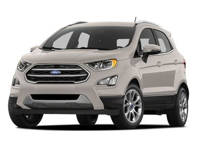 2018 Ford EcoSport SE 4WD - Click to see full-size photo viewer