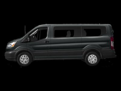 New 2019 Ford Transit Passenger Wagon