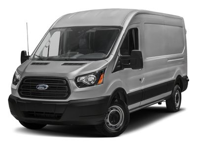 "2018 Ford Transit Van T-250 148"" Med Rf 9000 GVWR Sliding RH Dr - Click to see full-size photo viewer"