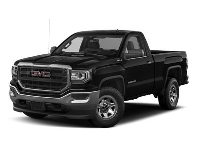 "2018 GMC Sierra 1500 2WD Regular Cab 133.0"" - Click to see full-size photo viewer"