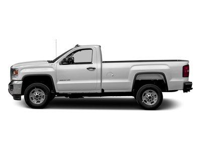 """New 2018 GMC Sierra 2500HD 2WD Reg Cab 133.6"""" Truck"""