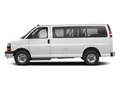 New 2018 GMC Savana Passenger