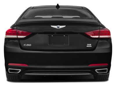 2018 Genesis G80 3.8L AWD - Click to see full-size photo viewer