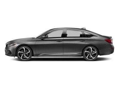 New 2018 Honda Accord Sedan Sport 1.5T CVT Sedan