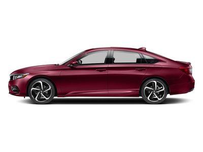 New 2018 Honda Accord Sedan Sport CVT