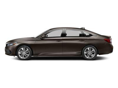 New 2018 Honda Accord Sedan LX CVT