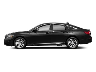 New 2018 Honda Accord Sedan LX CVT