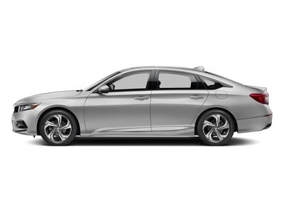New 2018 Honda Accord Sedan EX CVT