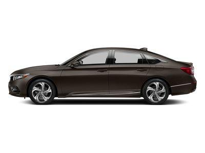 New 2018 Honda Accord Sedan EX-L CVT
