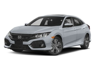 2018 Honda Civic Hatchback EX CVT - Click to see full-size photo viewer
