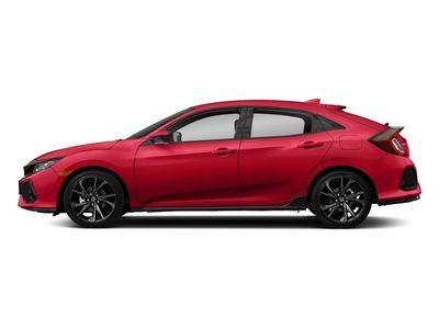 New 2018 Honda Civic Hatchback Sport Manual Sedan