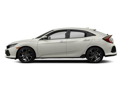 New 2018 Honda Civic Hatchback Sport CVT Sedan