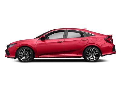New 2018 Honda Civic Si Sedan Manual