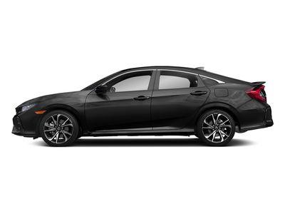 New 2018 Honda Civic Si Sedan