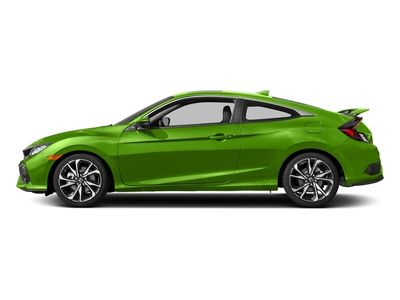 New 2018 Honda Civic Si Coupe Manual