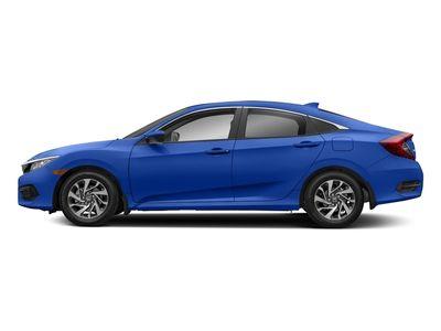 New 2018 Honda Civic Sedan EX CVT