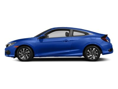 New 2018 Honda Civic Coupe LX-P CVT