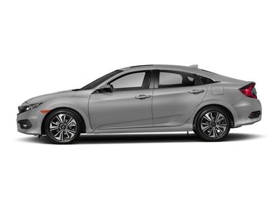 New 2018 Honda Civic Sedan EX-T CVT