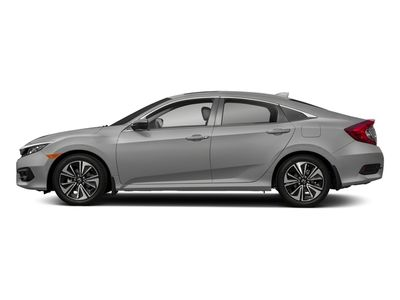 New 2018 Honda Civic Sedan EX-L CVT