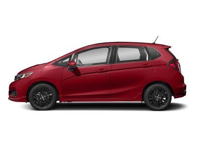 New 2018 Honda Fit Sport CVT Sedan
