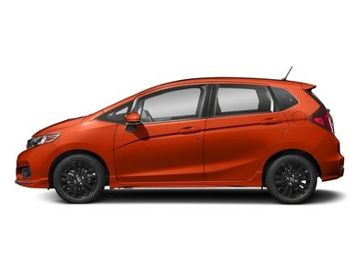New 2018 Honda Fit Sport CVT Sedan