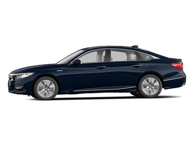 New 2018 Honda Accord Hybrid Touring Sedan
