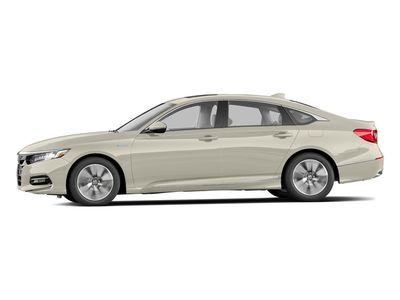 New 2018 Honda Accord Hybrid Touring Sedan