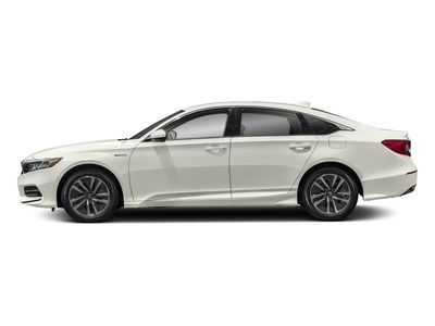 New 2018 Honda Accord Hybrid Sedan