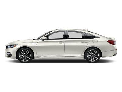 New 2018 Honda Accord Hybrid EX-L Sedan