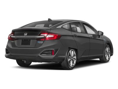 2018 Honda Clarity Plug-In Hybrid Touring Sedan - Click to see full-size photo viewer