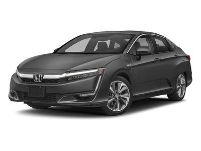 2018 Honda Clarity Plug-In Hybrid Sedan - Click to see full-size photo viewer