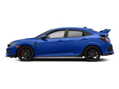 2018 Honda Civic Type R Touring Manual Sedan
