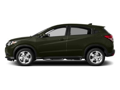 New 2018 Honda HR-V EX AWD CVT SUV