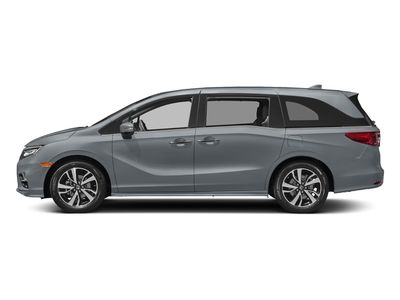 New 2018 Honda Odyssey Elite Automatic Van
