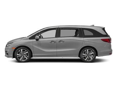 New 2018 Honda Odyssey Elite Automatic Van